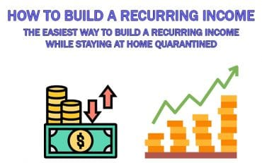how to build a recurring income
