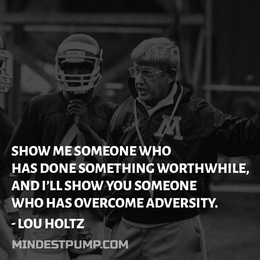 motivational quotes by lou holtz